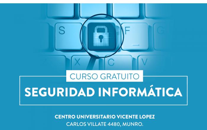 Curso - Seguridad informática