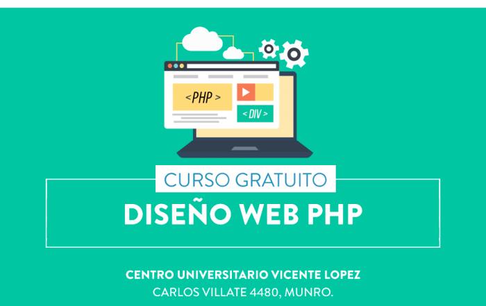 Curso - Diseño web php