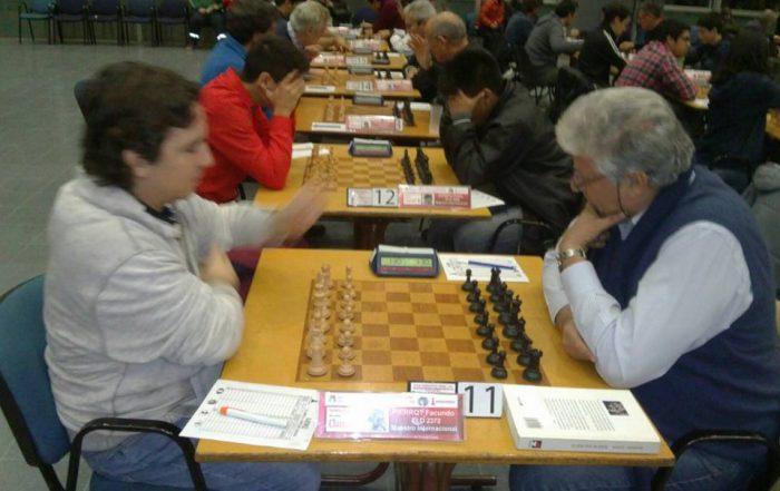 Campeonato Argentino Superior de Ajedrez en Villa Martelli