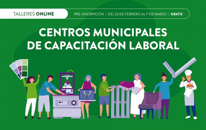 #CAPACITATE ► Conocé la oferta de nuestros Centros