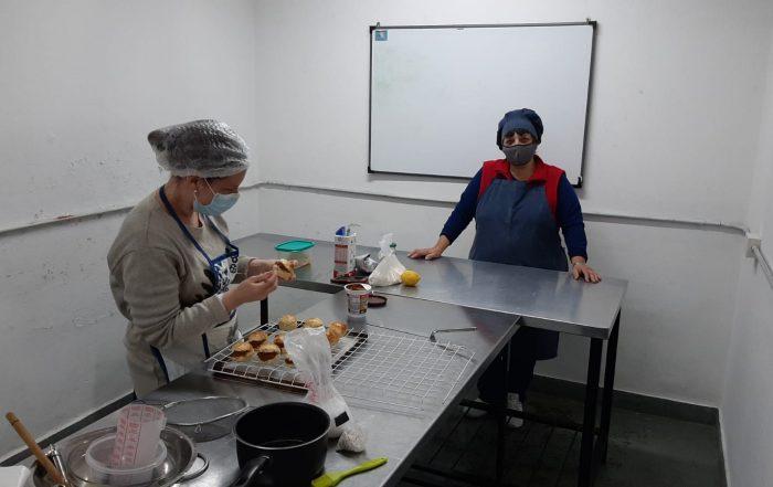 Así son las clases en el Centro de Formación Profesional Barreiro Aguirre