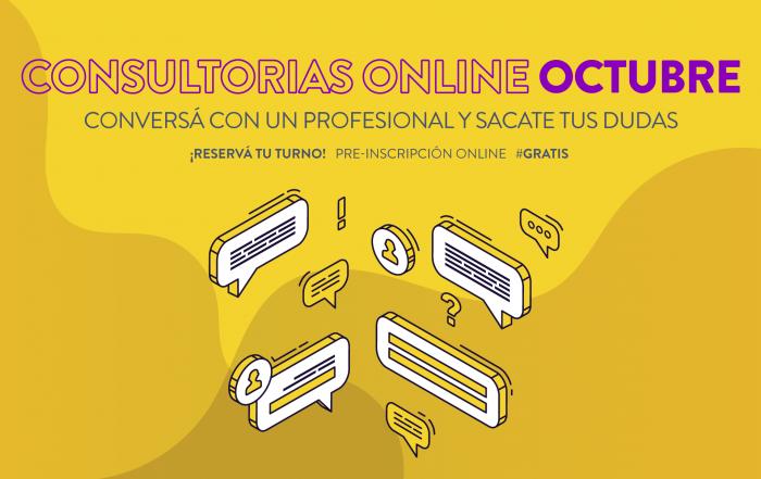 #Consultorías ► [ OCTUBRE]