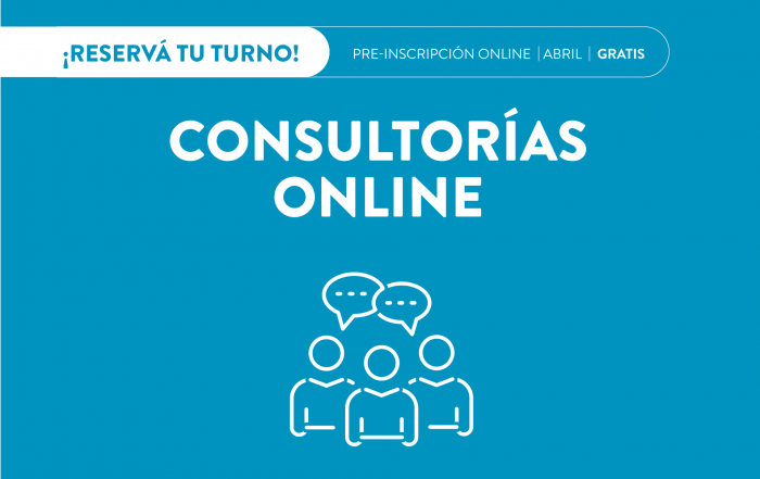 #Consultorías >> ABRIL