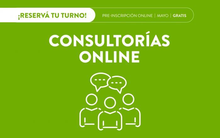 #Consultorías >> MAYO