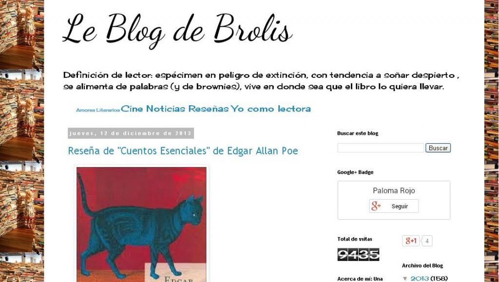 Blog Alumna