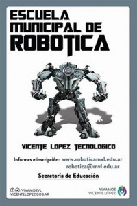 inscripciones de robotica web