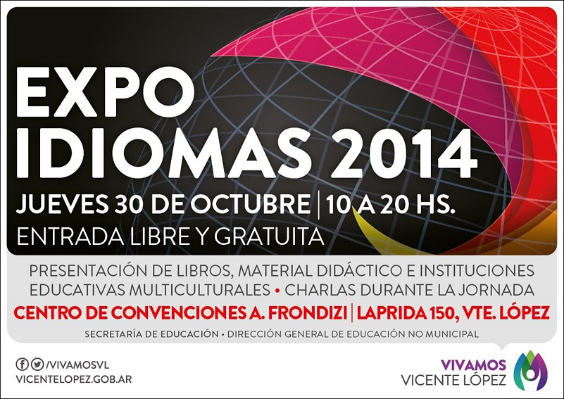 Captura flyer Expo idiomas 2014 01b