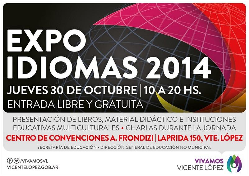Captura flyer Expo idiomas 2014 01b