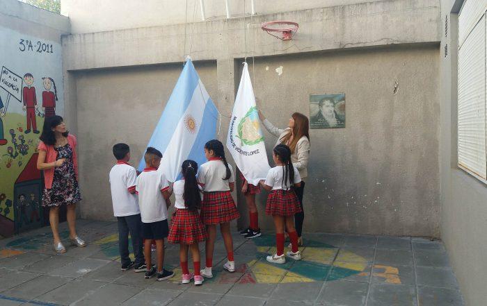 La Escuela Primaria Manuel Dorrego inició el ciclo lectivo 2019