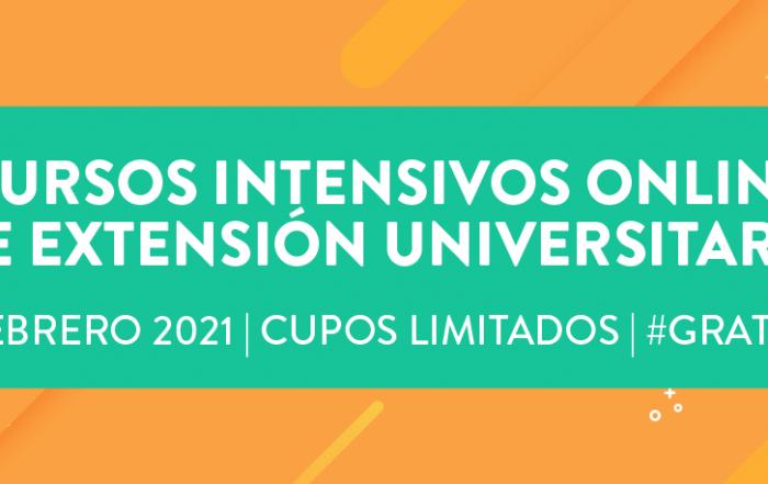 #Pre-inscribite ► Cursos intensivos de verano en el CUV