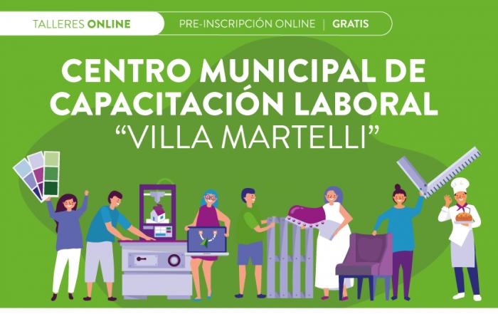 #Pre-inscripción2021 ► CURSOS #CMCL MARTELLI