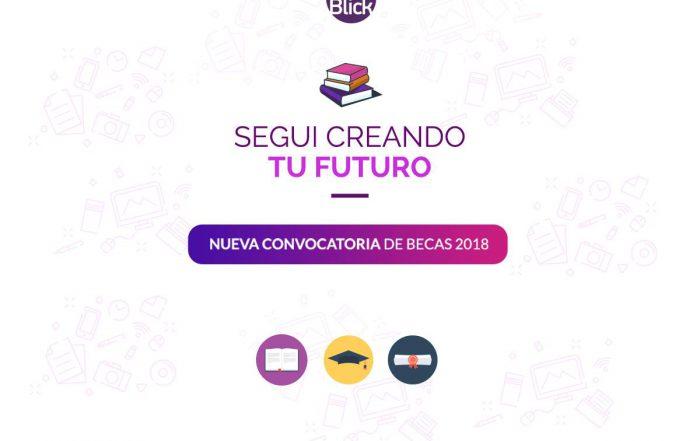Convocatoria Becas Bisblick 2018