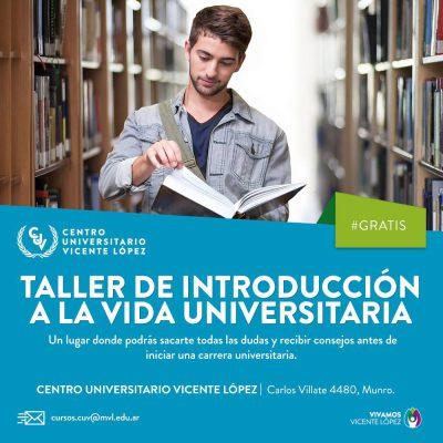 Introduccion a la vida universitaria