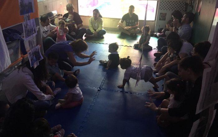 Maternal nº 7 ► Cierre de proyectos pedagógicos