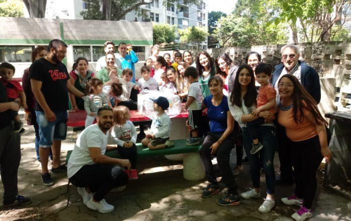 Día de la Familia en el VILO con el Maternal 7