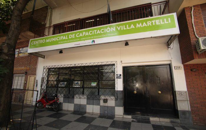 """Centro de Capacitación Laboral """"Villa Martelli"""""""