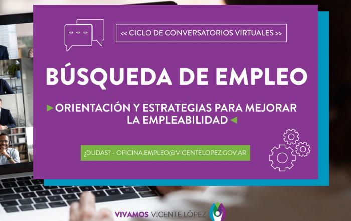 << Ciclo de Conversatorios Virtuales >>