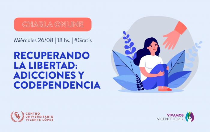#VIVO ► Recuperando la Libertad: adicciones y codependencia