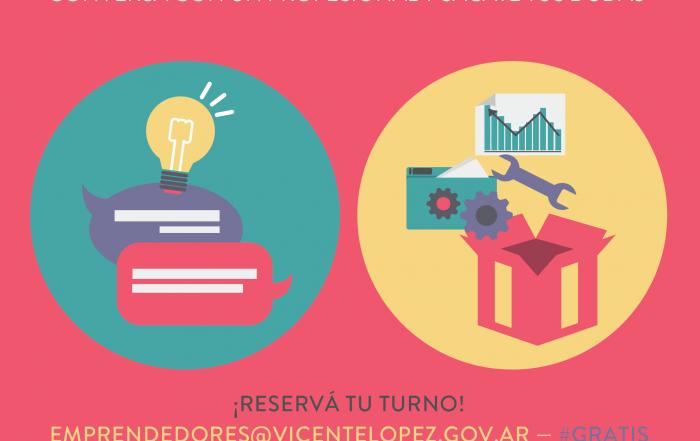 #Consultorías  |  MAYO