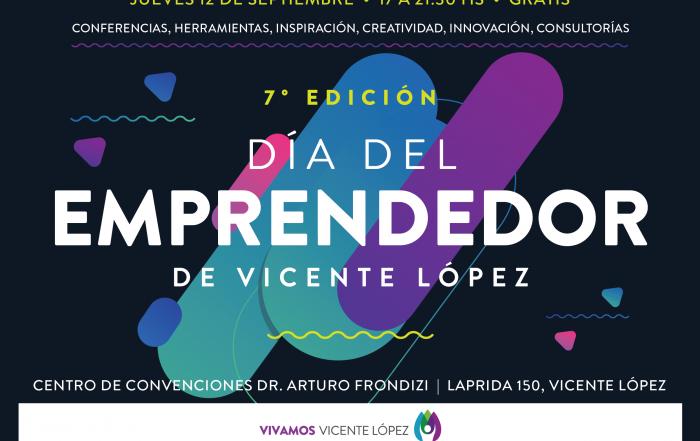 #SeViene ► DÍA DEL EMPRENDEDOR 2019
