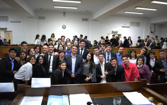 Plenario Final - Parlamento de la Juventud