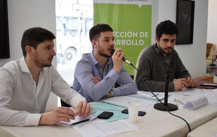 Parlamento de la Juventud 2017- Segundo Debate