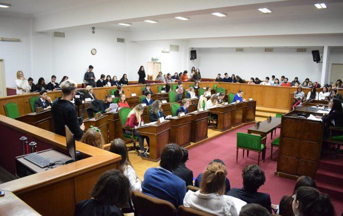 #ParlamentoDeLaJuventud ► Plenario 2019