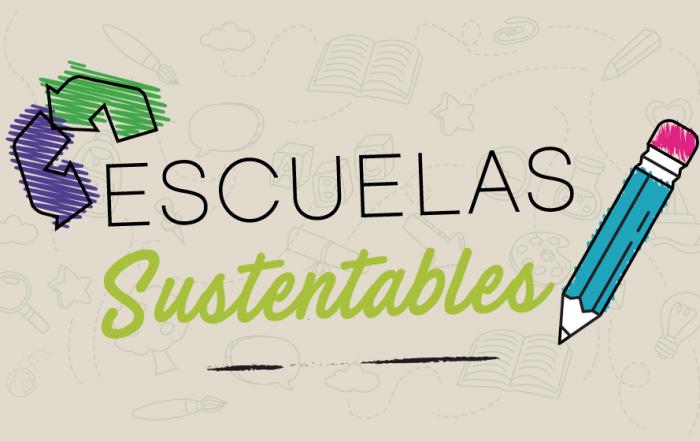 #EscuelasSustentables  |  Capacitaciones y materiales