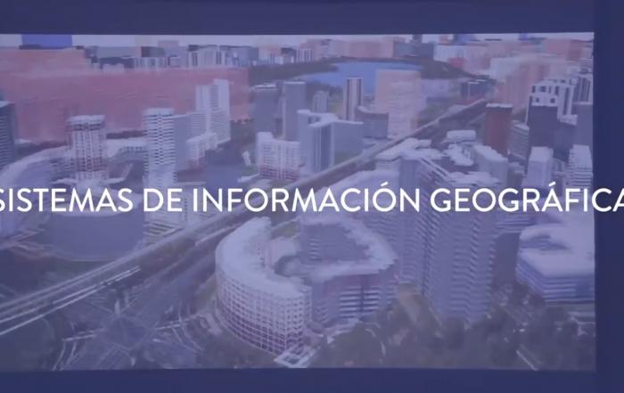 Conferencia Educación GIS