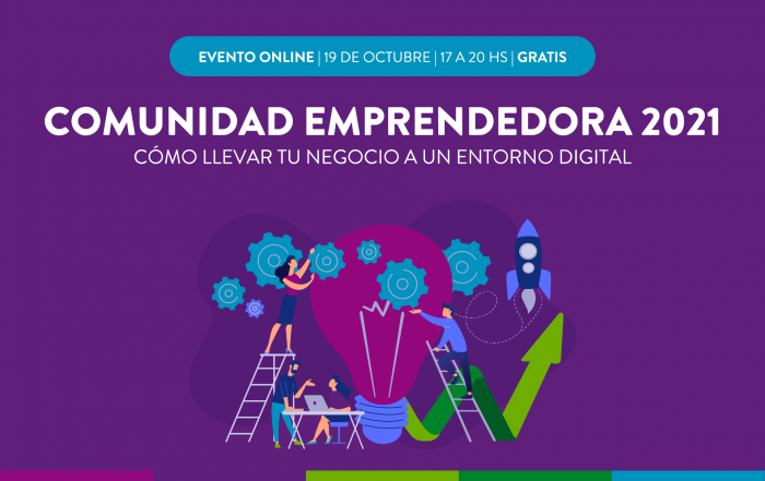 #EmprendedoresVL ► COMUNIDAD EMPRENDEDORA 2021