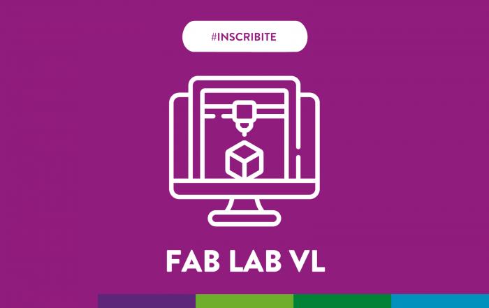 #FabLab ► ¡Últimos días para inscribirte!