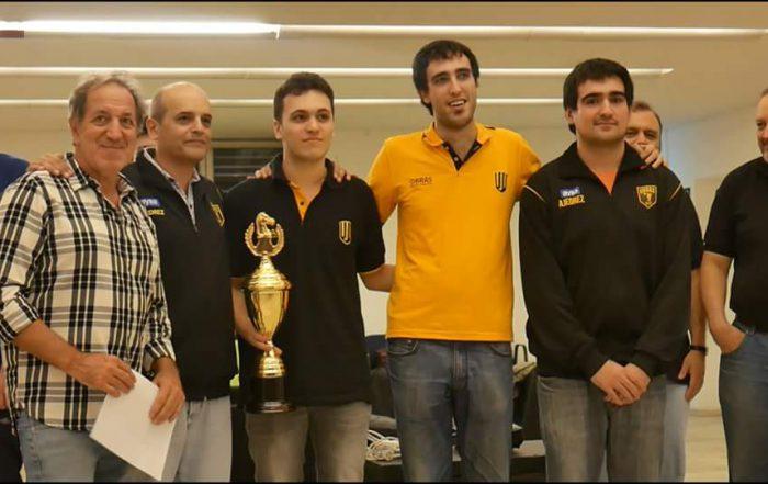 Obras Aysa campeón de la Copa Nacional de Campeones