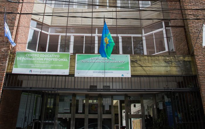 Escuela Municipal Paula Albarracín de Sarmiento