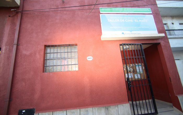 """Escuela Taller de Cine """"El Mate"""""""