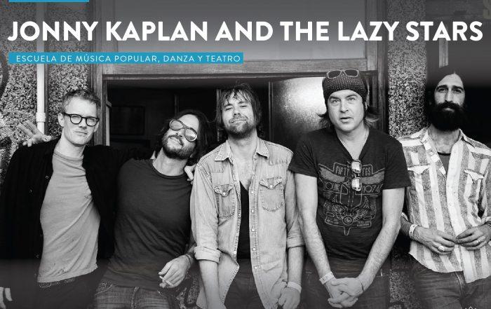 #TALLER de Jonny Kaplan and The Lazy Stars
