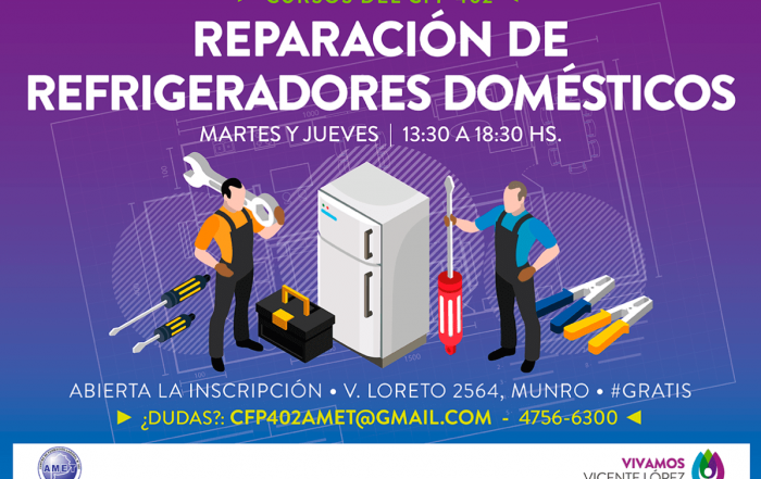 #Curso ► Reparación de refrigeradores domésticos