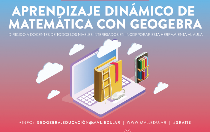 #CursoOnline ► Aprendé matemática con Geogebra