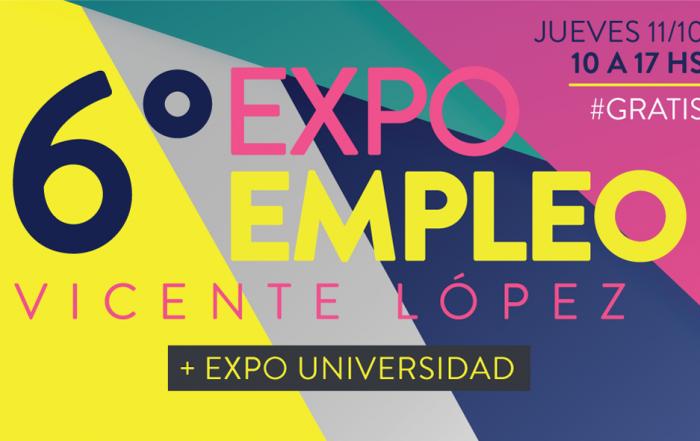 ¡Llega una nueva edición de Expo Empleo!