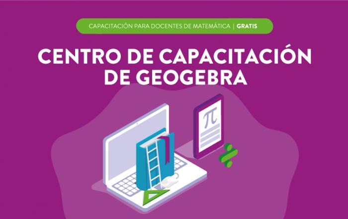 Centro de Capacitación de Geogebra