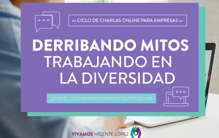 #Ciclo de Charlas Virtuales para Empresas