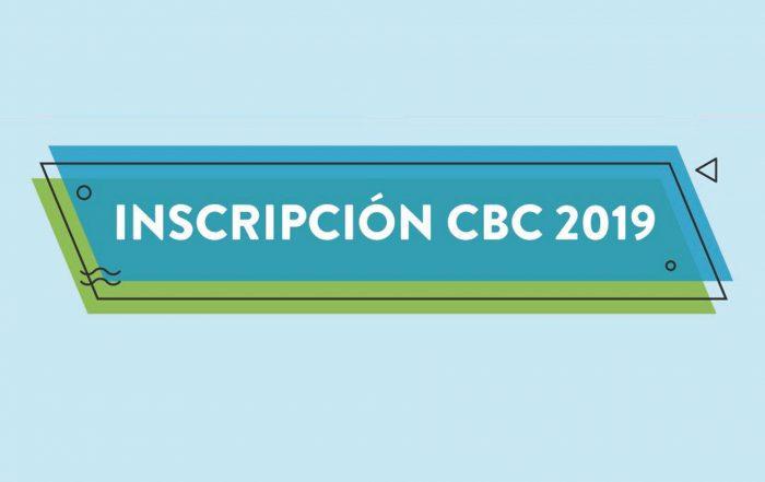 #Inscripción al CBC ► 2° Cuatrimestre 2019