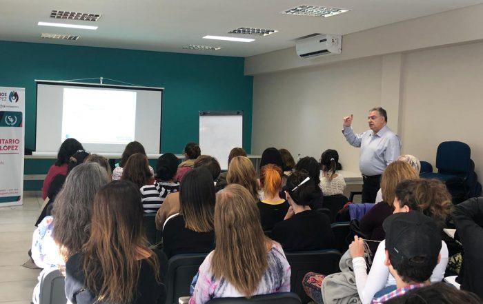Primer encuentro del taller de #EmprendimientosTextiles