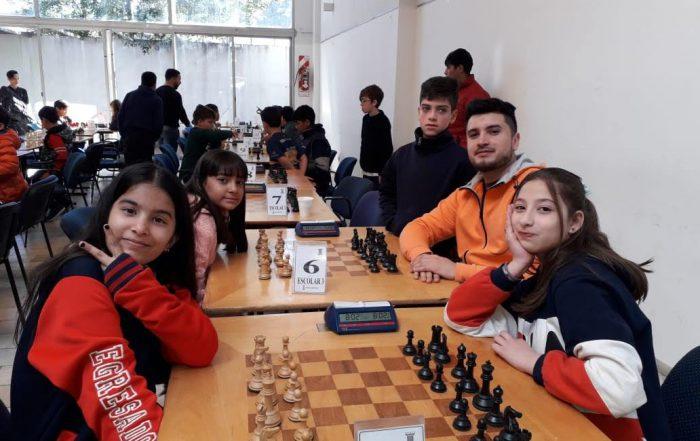 ¡Los alumnos de 6° participan del Torneo de Ajedrez!