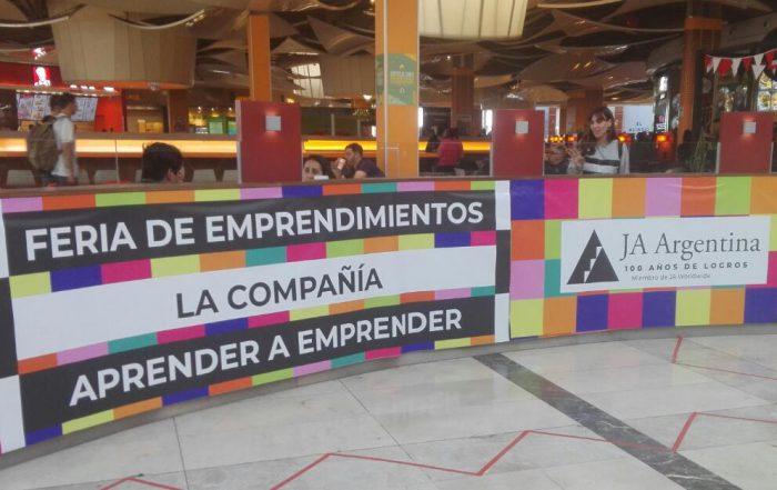 """""""La compañía"""" de la Media 7 junto al FAB LAB"""