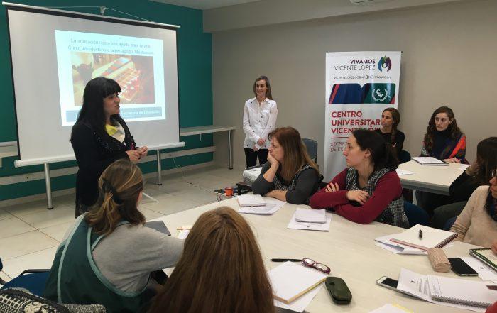 Iniciamos el curso sobre pedagogía Montessori