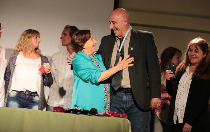Vicente López celebró el Día del Maestro