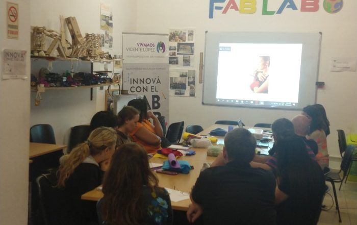#Workshop ► Fabricación Digital Textil en el FAB LAB