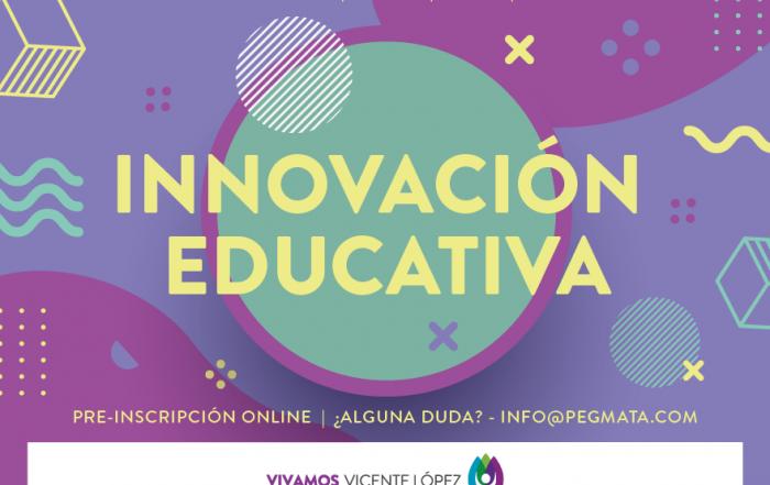 #Inscribite ► INNOVACIÓN EDUCATIVA