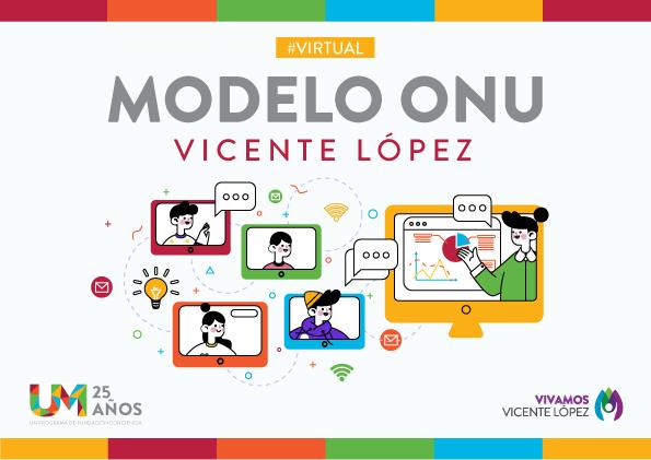 #ModeloONU 2020 ► ¡Por primera vez en modalidad virtual!
