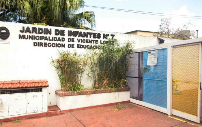 Jardín de Infantes n°7